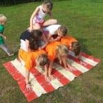 Kinderen in de scheiding, KIDS middag, oefening in samenwerken en ervaren